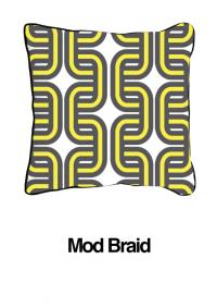Mod Braid Yellow